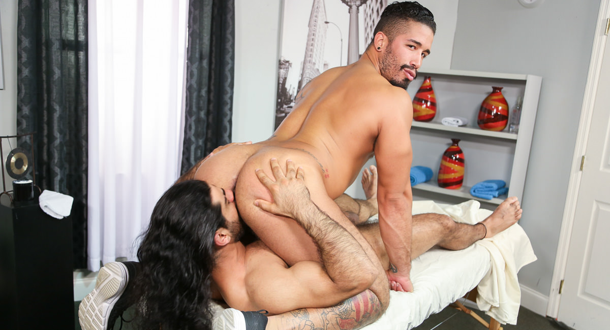 Massage Journey Video - PrideStudios Big booty