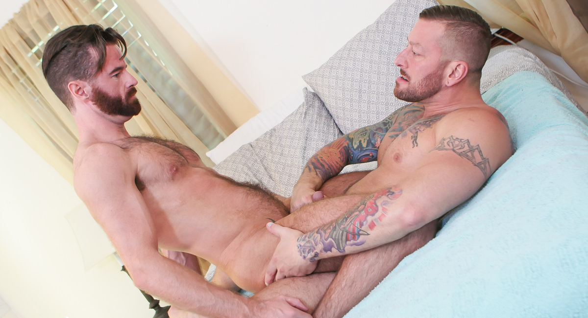 Brendan Patrick Hugh Hunter in A Fathers Deep Love - IconMale Big tit blonde photos