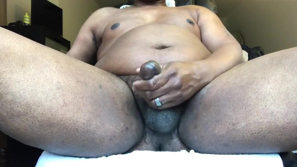 Crazy gay video with Fat Male, Black scenes dress up x man