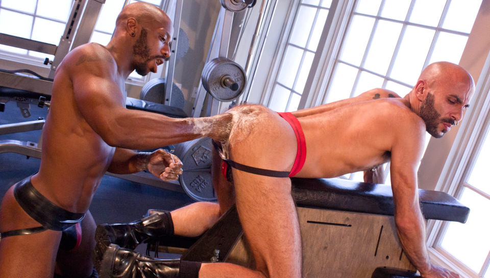 Race Cooper Boyhous in Save My Hole - ClubInfernoDungeon Girls finish the guys handjob compilation