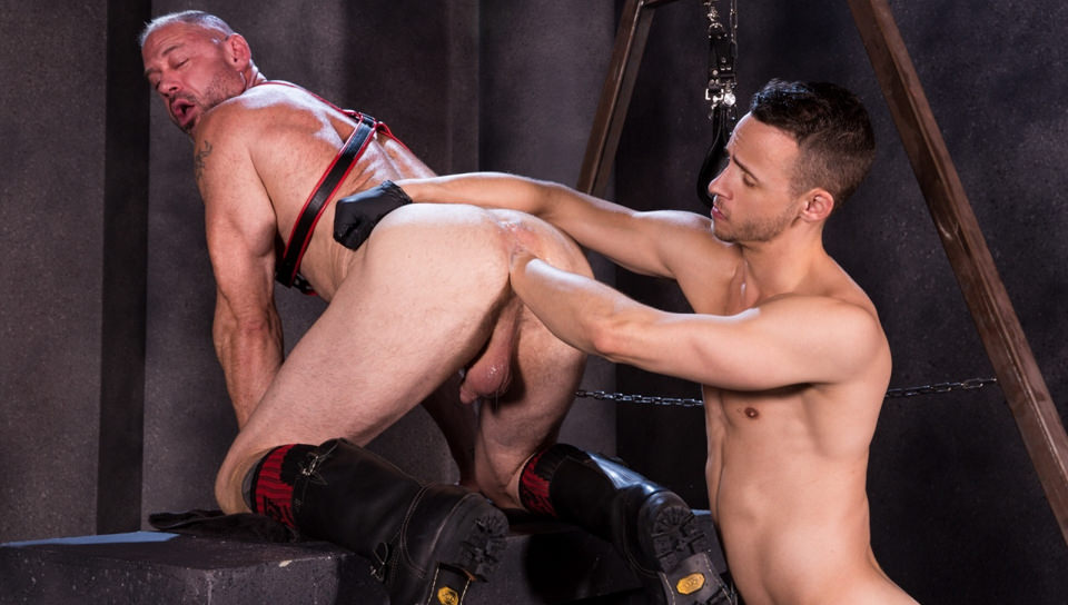 D Arclyte Nate Grimes in Pig Alley - ClubInfernoDungeon Web cam super sexy striptease