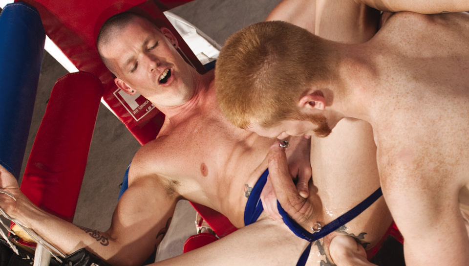 James Aaron Ryan Patrick in Fistpack 29 - When A Man Needs A Fist - ClubInfernoDungeon Zaphers com boy nude