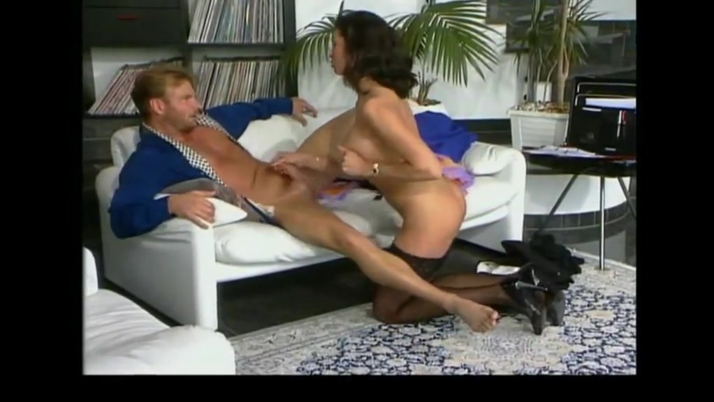 Horny Double Penetration sex clip