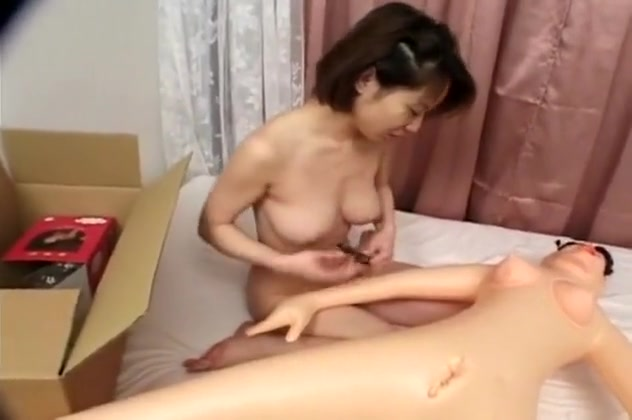 Delightful hottie gets her hairy cunt filled by a monster rod