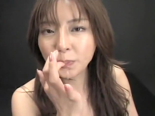 Smoking hot Japanese hussy gets fed load after load of fresh jizz