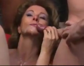 Crazy Facial, Bukkake porn clip Ready for some erotic fun in Bayghanin