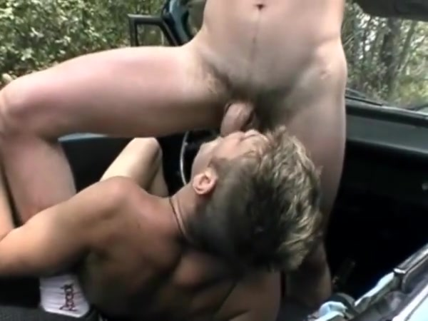 Horny gay video with Outdoor, Sex scenes summary on the story blue boots