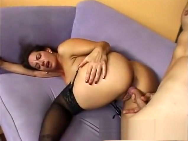 Busty cougar Melissa finds her prey and eats his dick, then gets drilled Mature bi swingers