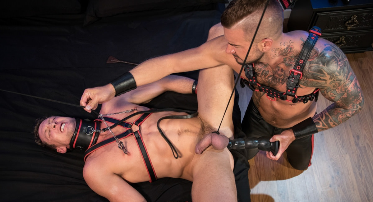 Fetish Findr featuring Dolf Dietrich, Pierce Paris - FistingCentral Xxx fucking in Verne