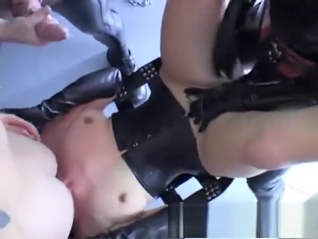Monika Berki and Agnicszka in some BDSM and fucking in a swing Lynn Gant Nude