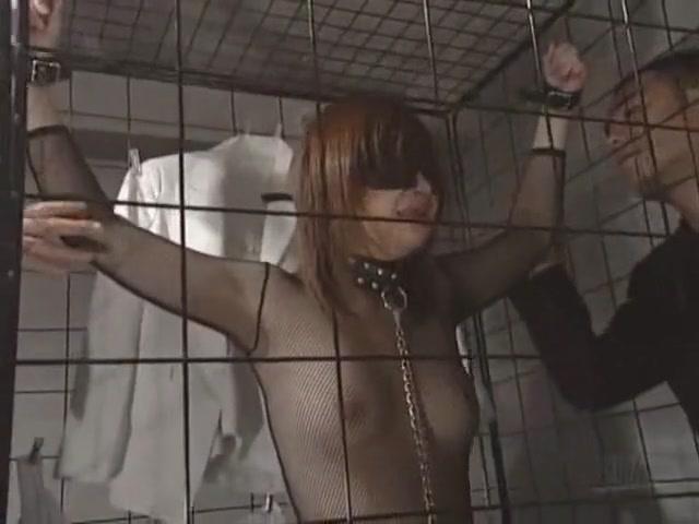 Horny Japanese model Hitomi Shiina, Mina Saiki, Ran Fukushou in Amazing BDSM JAV scene Eva Notty Strip