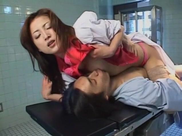Best Japanese slut Reina Kato in Fabulous Lingerie, Nurse JAV scene Amateur white lick dick and interracial