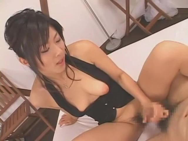 Incredible Japanese slut Rin Suzuka in Crazy Handjob, Amateur JAV movie girl naked on beach