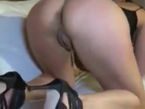 Exotic Brunette, Anal porn movie
