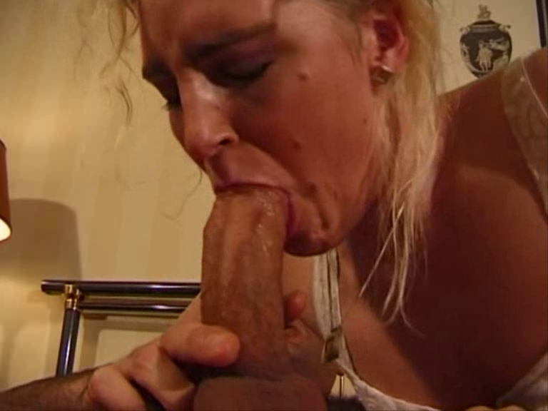 german golden-haired Black Mature Older Women