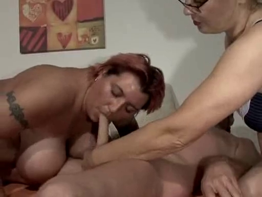 German Dilettante sex positions for threesomes