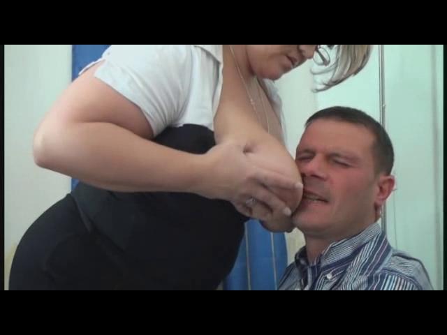 Breasty big beautiful woman secretary Nude porn anime boob sex gif