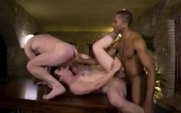 Amazing gay video with Interracial, Group Sex scenes Gym porn old women
