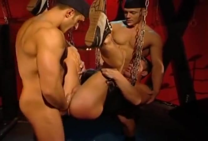 Horny gay scene with Group Sex scenes vintage lace to emborider