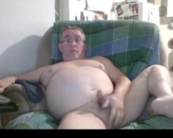 Grandpa show Male anal exploration