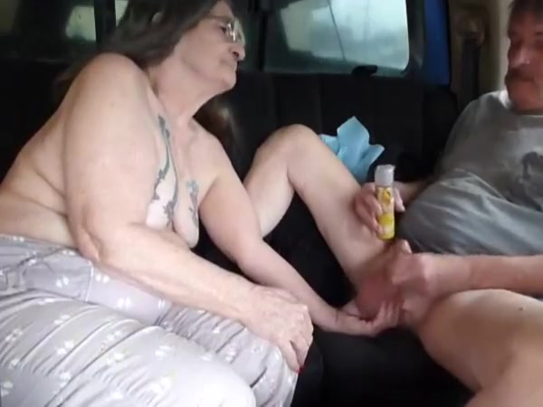 I am gis whore took hum to back seat of truck to jac him off triple anal fist triple pussy fist belly bulge prolapse porn 3