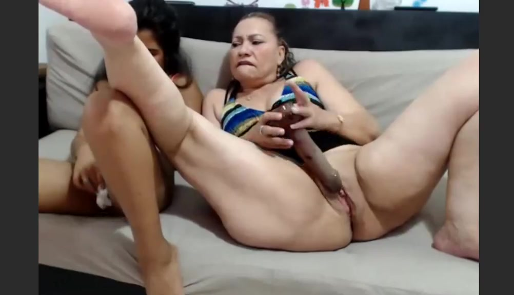 Hot latin milf dildo play sex is medicine devi ward