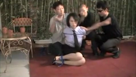 Fashen, asian ladys tied and gagged Fat pussy in malaysian