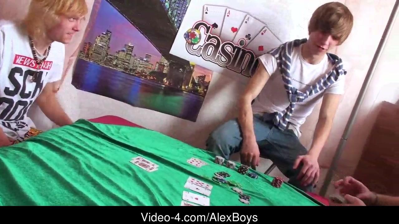 AlexBoys Bobby, Florian & Harry - Undress poker naked hoes free site