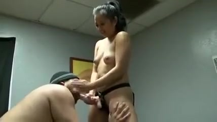 Pegging Gals Initiate Guy monkey fucks girl sex story