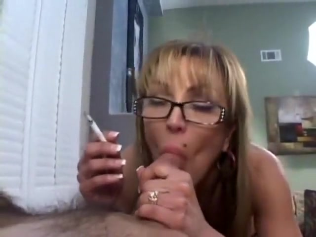 Smoking grannies