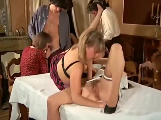 Alpha France - French porn - Full Movie - Christina La Perverse (1980) Granny pussies