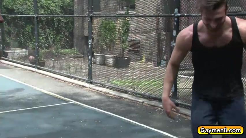 BasketBall Hunks_Awesome Anal Fuck_ Saidy Shah Pissing