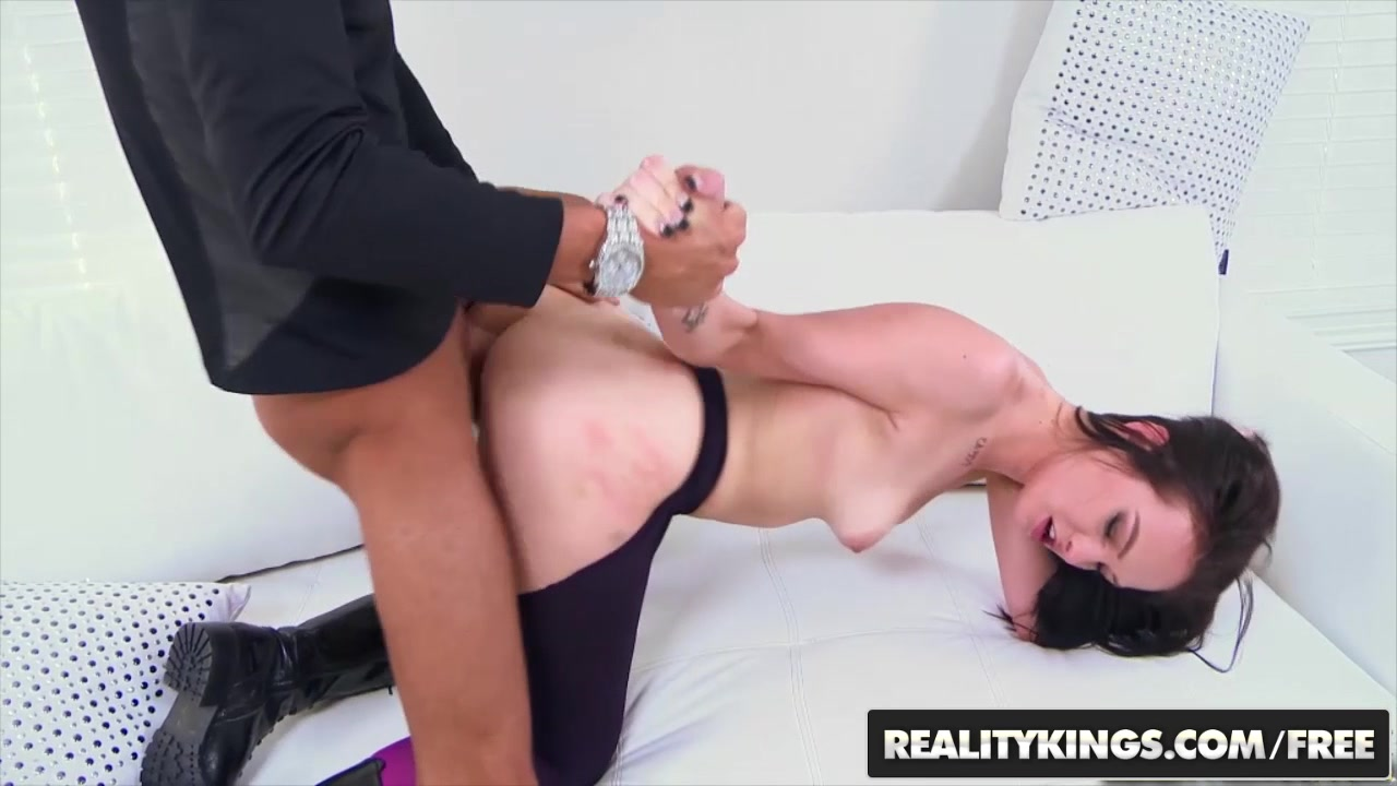 RealityKings - First Time Auditions - Avinna Easily Tyler Steel - Cream On Me Brunette wet milf with big boobs