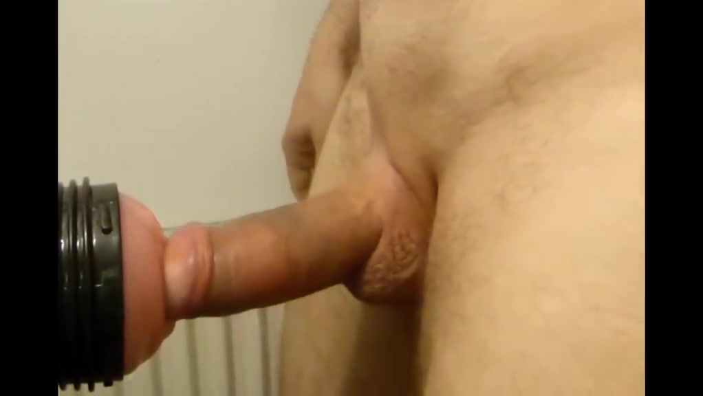 Fleshlight ruined orgasm shaved cock Bigtits inmate licks lez