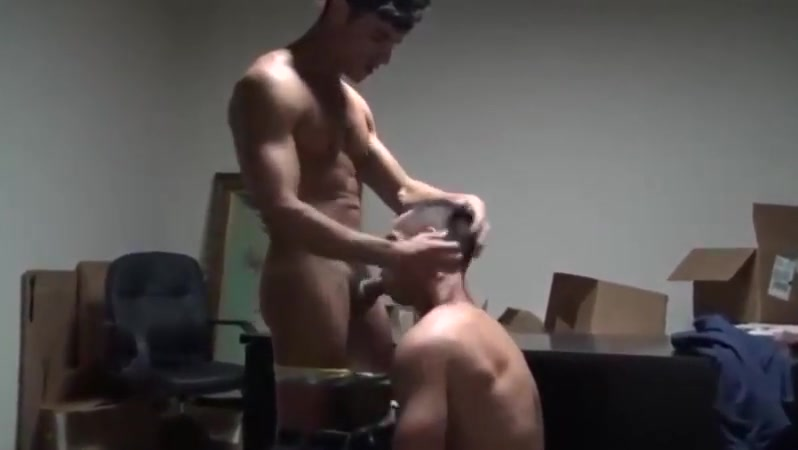 Cum in ass Twink yellow blowjob dick on beach