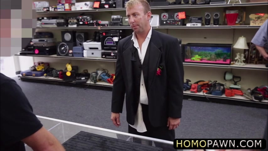 Cheated groom arrives in the shop and gets anal fucked by dudes hard rock What type of toothpaste gets rid of pimples