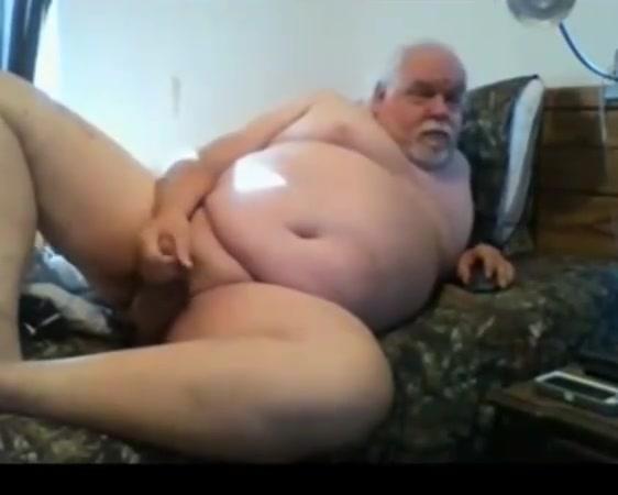 Grandpa stroke on webcam 1 Big ass ebony rides cock