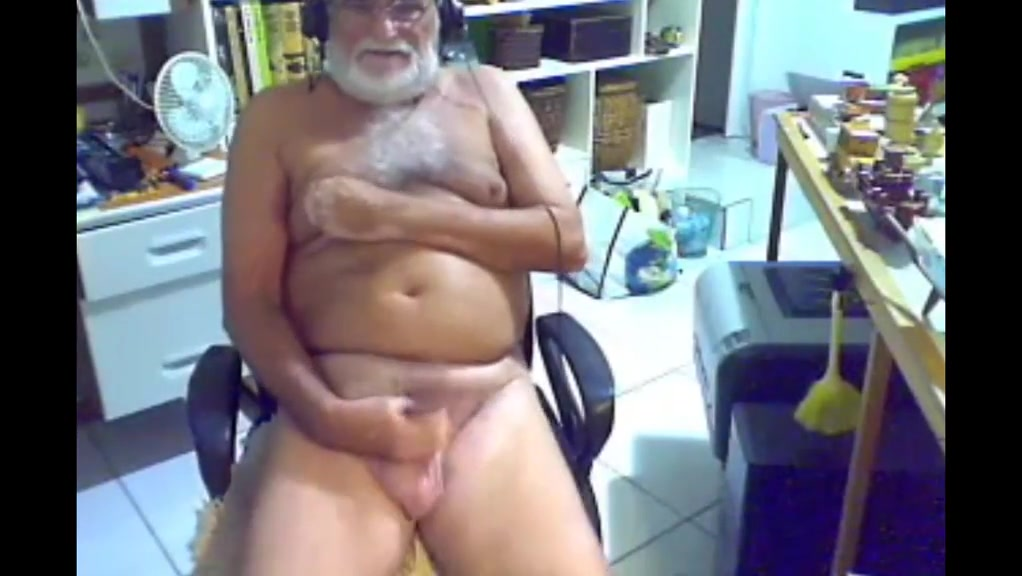 Grandpa cum on webcam 1 Lesbian tribs from behind