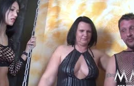 Meli Deluxe in Busty Cougar helps German Couple - MMVFilms Iom dating
