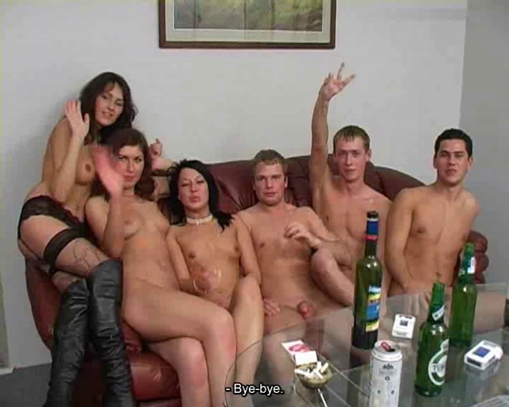 Russian Student Sex Parties