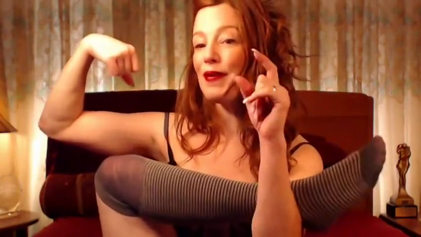 LittleRedBunny Freechat Tease with seethrough top 23-08-2016 Tits out of dress