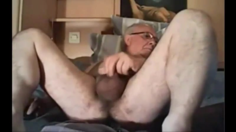 Grandpa matrix Girl slightly fingering herself with panties