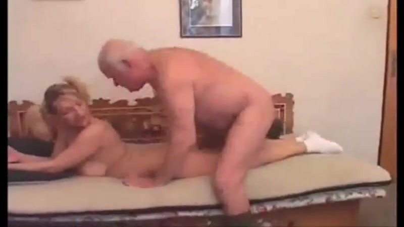 Grandpa mirek massage