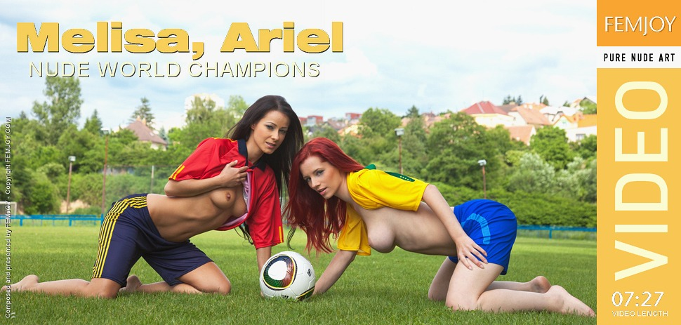 ARIEL, MELISA - Nude World Champions elephantsex with a woman.com