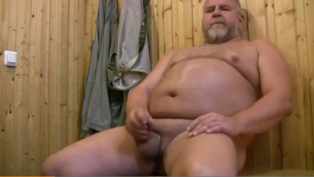 Bear jerking off in sauna emma heart sex and submission video