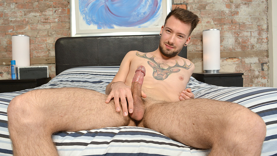 Slow Stroking With Zach - Zach Connors - BlakeMason Video dating website services