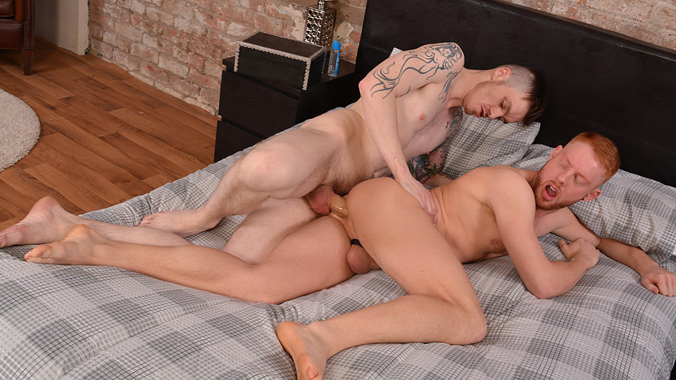 The Lust For Big Dicks! - Andro Maas And AJ Alexander - BlakeMason great american escorted tours