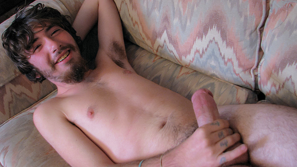 Jerking Out The Juice With Hairy Samuel - Samuel Phatom - StraightNakedThugs Insane anal dildo girls