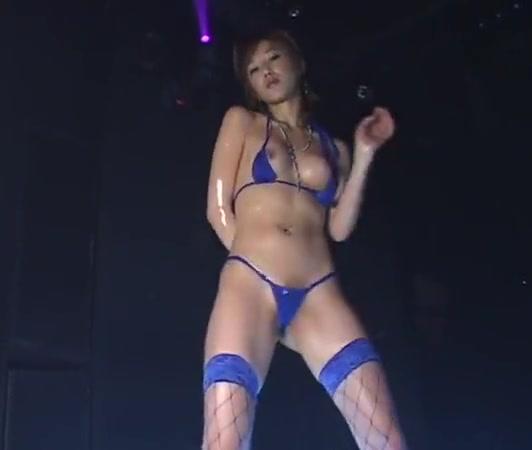 Micro bikini oily dance - akane Arc in swift4