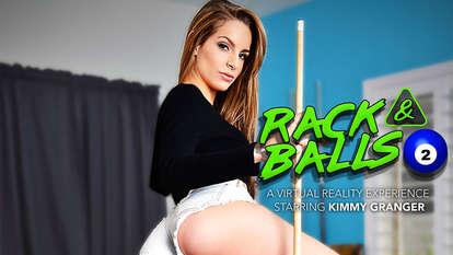 Rack Balls 2 featuring Kimmy Granger - NaughtyAmericaVR Xxxii Videos Blackbcc Bggaest
